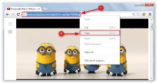 كيفية التحميل من اليوتيوب بدون برامج بصيغة mp4