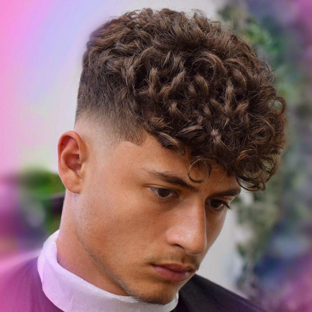 غير نشط حقيقة ورقة طريقة عمل الشعر كيرلي بالجل للرجال Dsvdedommel Com