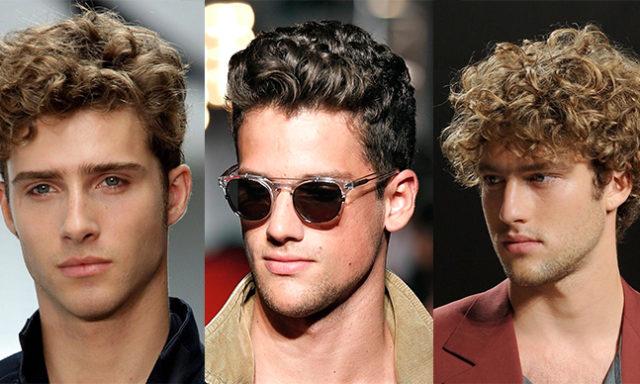 قصات شعر رجالي كيرلي قصير حصري 2020