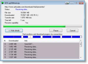 تحميل برنامج داونلود مانجر مجانا بدون تسجيل مدى الحياة