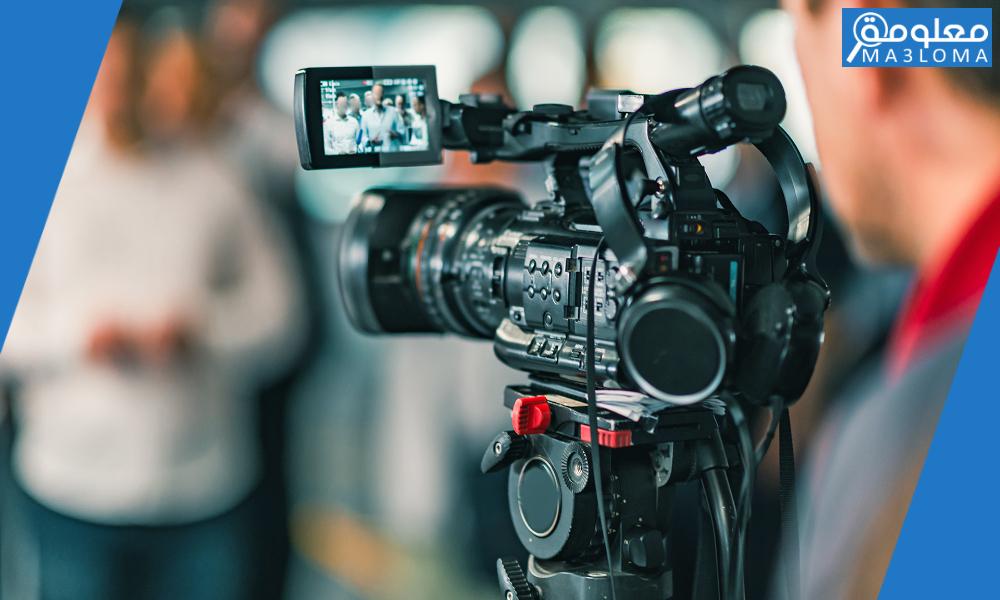 تستخدم الكاميرا الوثائقية لعرض وتكبير مواد متنوعة مما يتيح رؤيتها بوضوح مثل ..