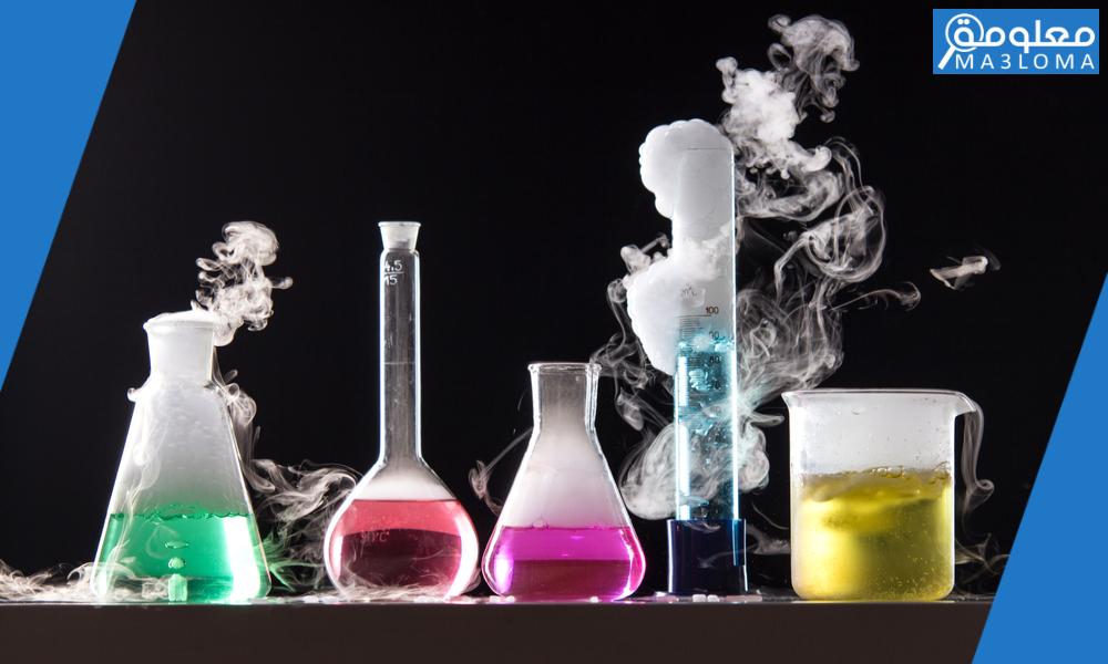 اي مما يأتي لا يعد دليلا على حدوث تفاعل كيميائي ..