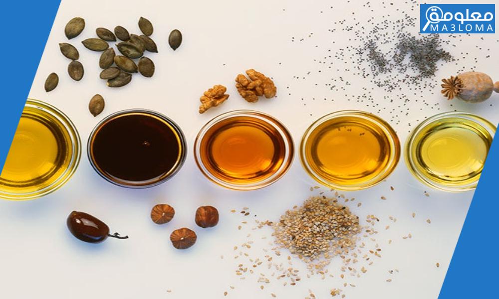 لماذا تحتوي بذور النباتات على الزيوت ؟