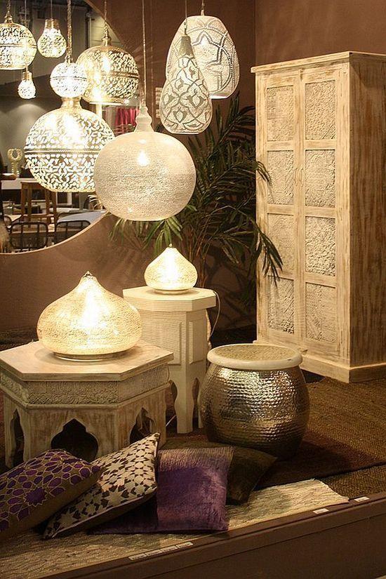 ديكورات رمضان للمنزل 2021 .. افكار جديده لزينه رمضان 1442