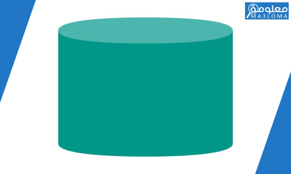 في الاسطوانه يكون شكل القاعده مربعه صح ام خطأ