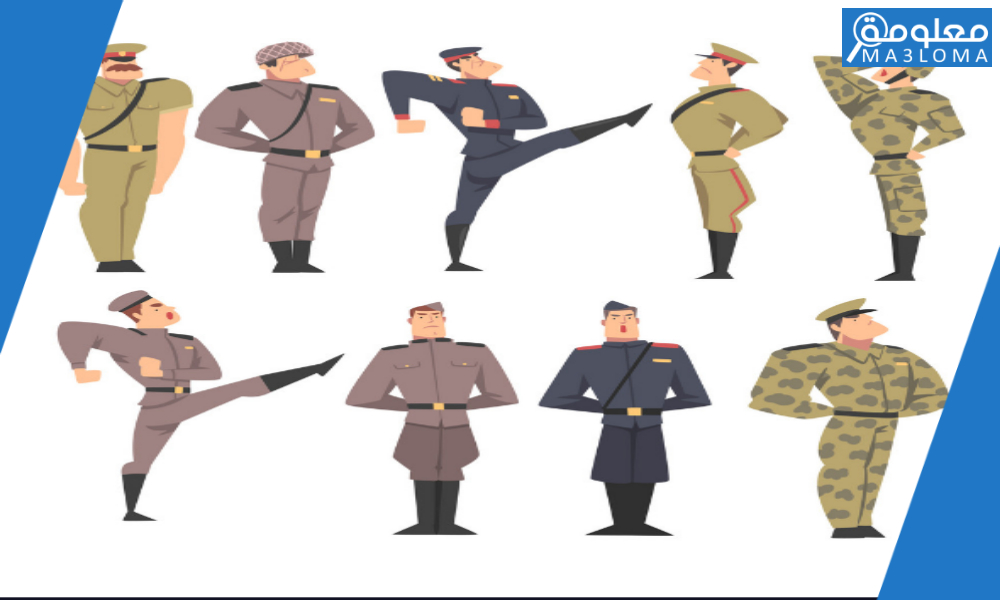 ما هي الرتب العسكرية في عمان ؟