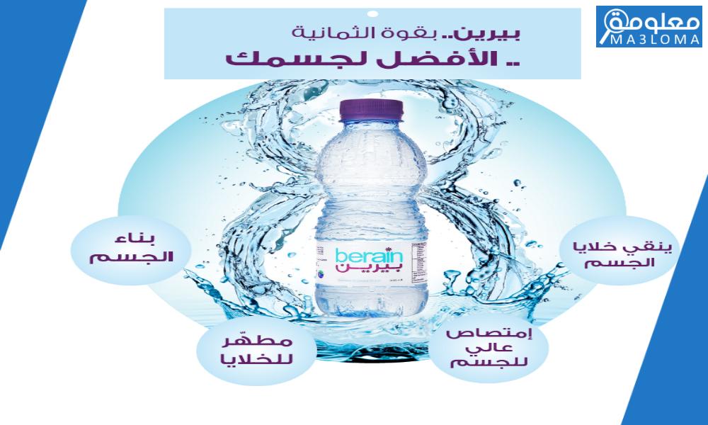 مياه بيرين الكويت توصيل 2021
