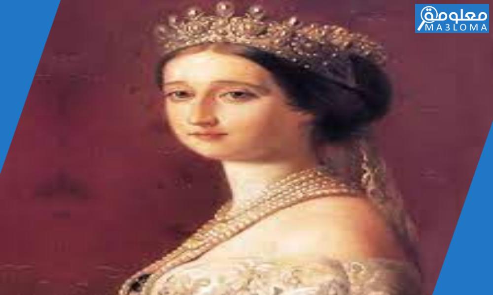 من هي زوجة نابليون الثالث ؟